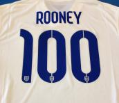 100th Cap shirt